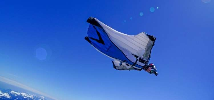 Australian Extreme Sports - Wing Suiting
