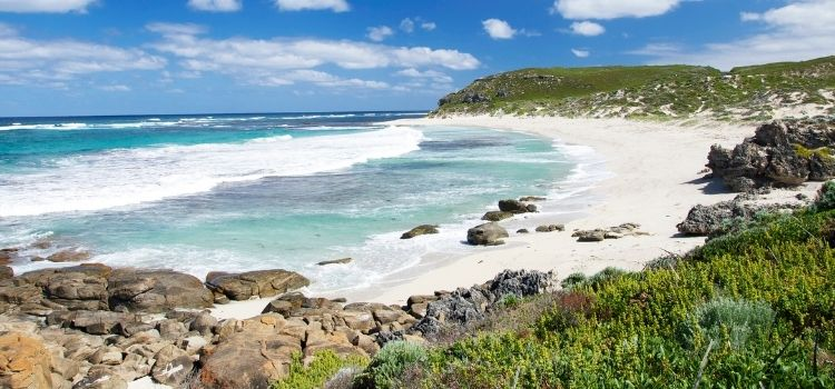 Camping in Western Australia - The South Coast