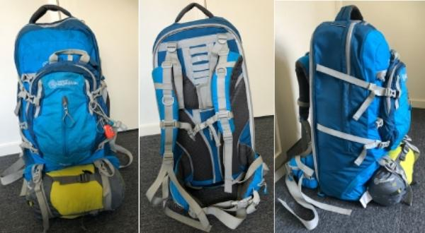 Travel Gear for Solo travellers - Backpack