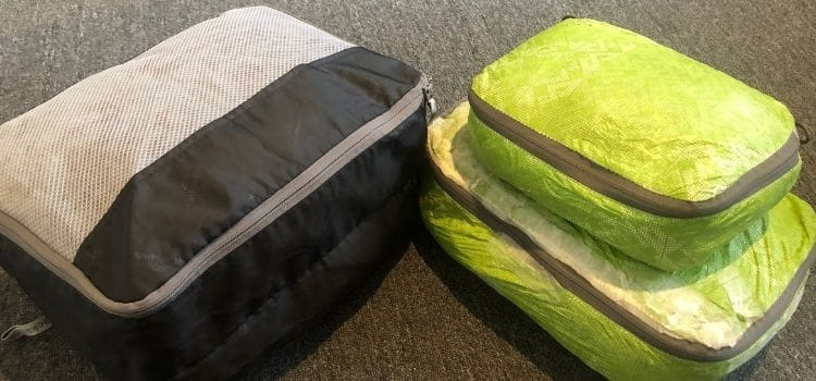 Packing Cubes: What they are and how to use them
