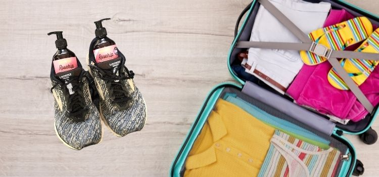 Space saving hacks for backpackers