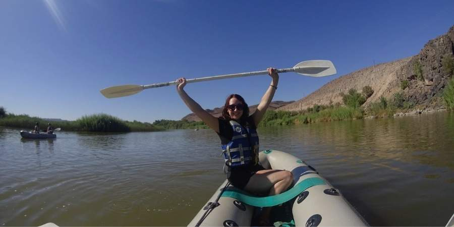 Solo Travel in Namibia, Africa