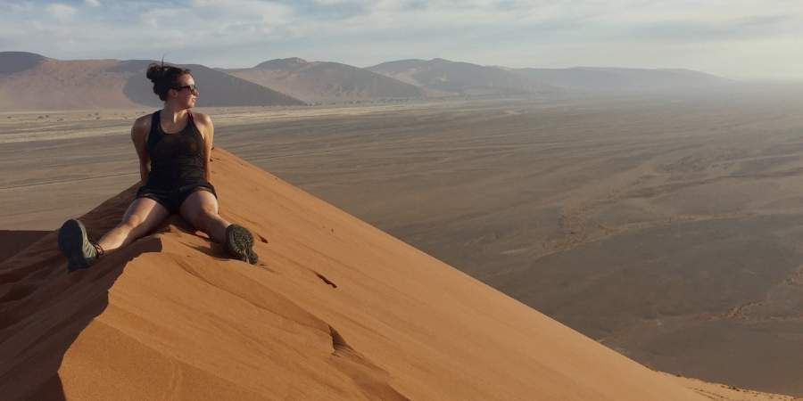 Dune 45 in Namibia Africa