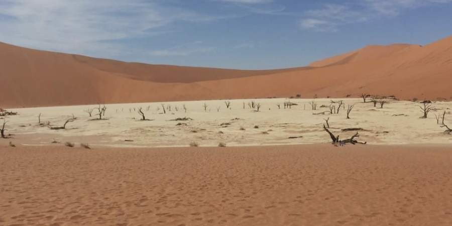 Travelling Solo - Namibia Africa
