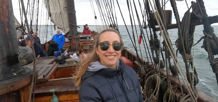 My Experience on the Enterprize Sailing Ship