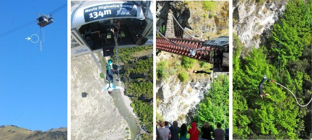 About Me - Bungee Jumping