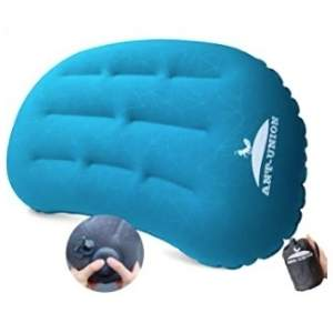 ANT-UNION Ultralight Inflatable Camping Travel Pillow