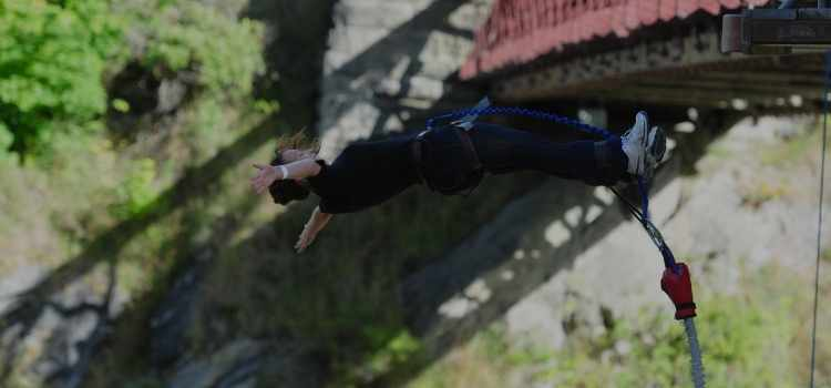 Bungee Jumping for Beginners