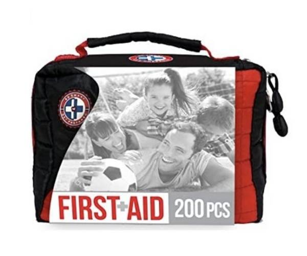Be Smart Get Smart Travel First Aid Kit