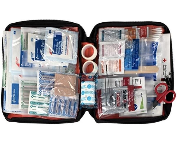 First Aid Only - First Aid Kit for travelling abroad