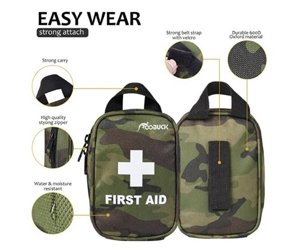 Roobuck first-aid kit