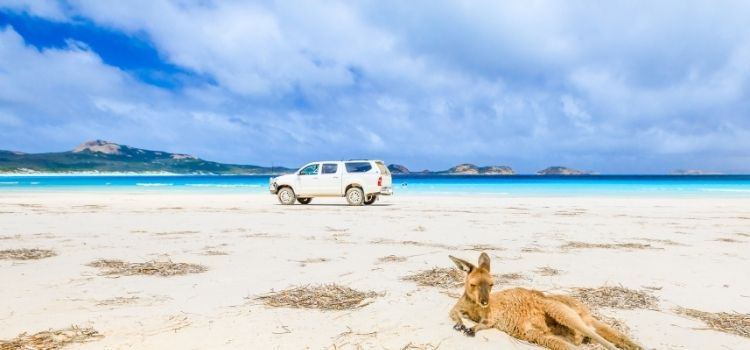 Do you need a 4WD in Esperance?