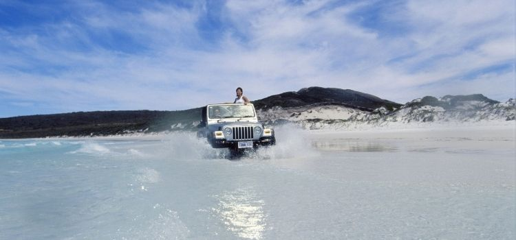 Do you need to 4WD to do the Esperance Great Ocean Drive?